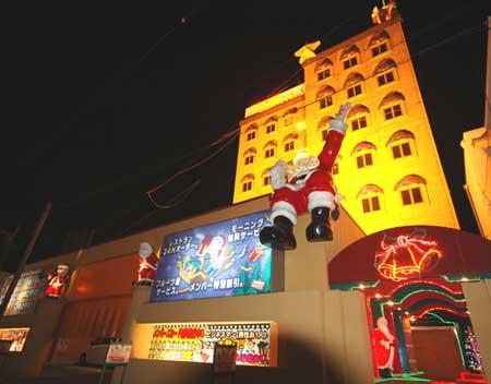 四日市ブランチャペルクリスマス