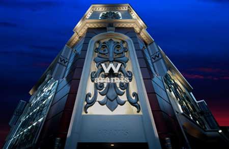 HOTEL W-ARAMIS